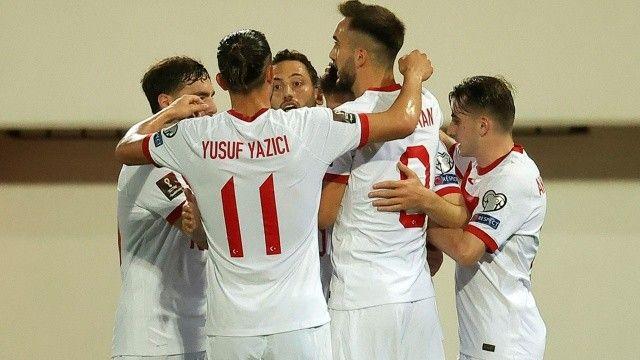 A Milli Takım, Hollanda maçı öncesi Cebelitarık'ı 3-0 mağlup etti
