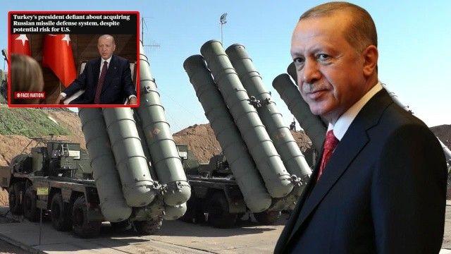 ABD basını: Cumhurbaşkanı Erdoğan S-400'lerde ABD'ye rağmen meydan okuyor