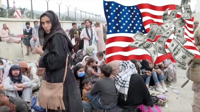 ABD'nin el koyduğu 9.5 milyar doları Afgan halkı istiyor
