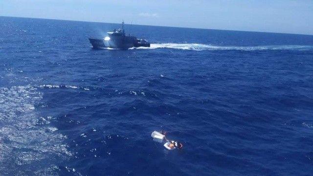 Açık denizde 4 gün boyunca çocuklarını emzirerek yaşattı kendisi öldü
