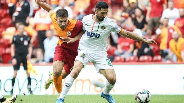 Alanyaspor Galatasaray'ı tek golle devirdi