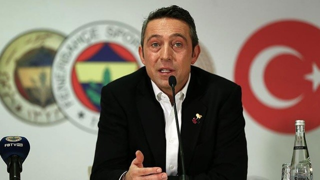 Ali Koç, Başakşehir'e yenilen oyuncularına sahip çıktı