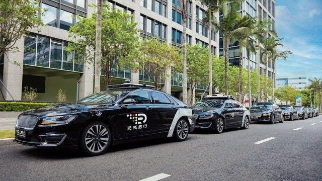 Alibaba'dan sürücüsüz araca 300 milyon dolarlık yatırım