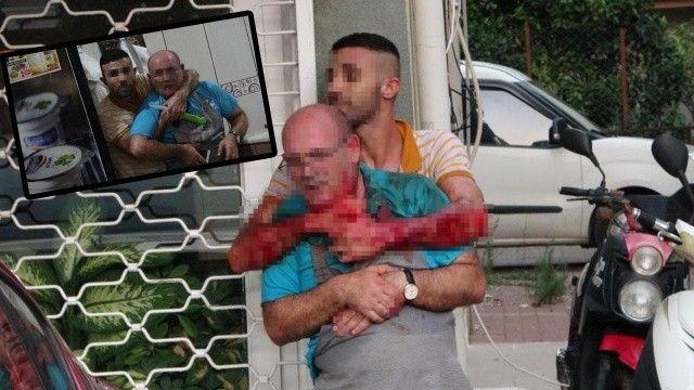 Antalya'da dehşet: 'Sigortam yatırılmadı' deyip rehin aldığı ustasının boğazını kesti