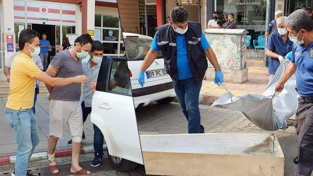 Aydın'da annesini darbedip ölüme terk eden evlat tutuklandı