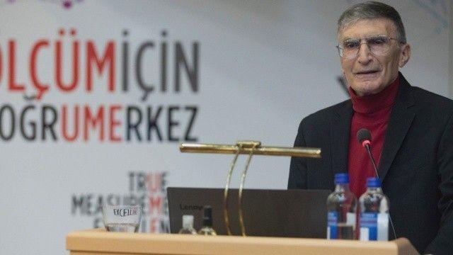Aziz Sancar'dan çok konuşulacak aşı yorumu: Mantık dışı bir durum