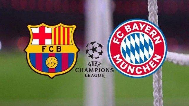 Barcelona Bayern Münih maçı ne zaman? Şampiyonlar Ligi Barcelona Bayern Münih maçı hangi kanalda yayınlanacak?