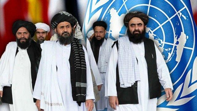 BM Temsilcisi Afganistan'daki İçişleri Bakanı Hakkani'yle görüştü