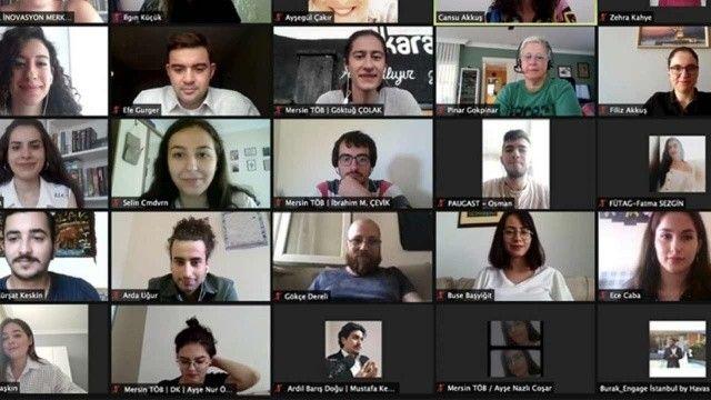 bp Türkiye'den üniversite öğrenci kulüpleri ve topluluklarına destek