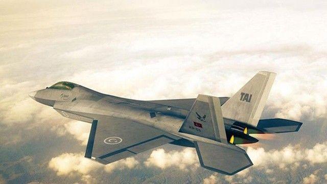 Çalışmalara başlandı: Milli Muharip Uçak'ın dijital ikizi yapılıyor