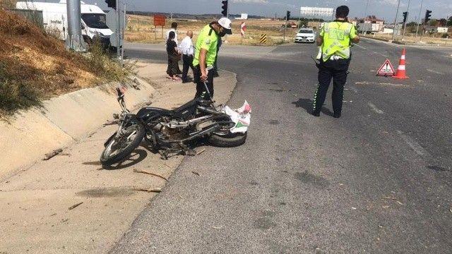Cinayet gibi kaza: Çarptığı motosiklet sürücüsünü ölüme terk etti