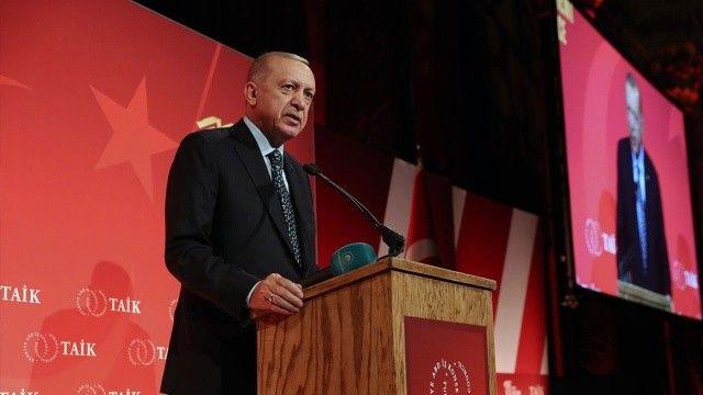 Erdoğan açıkladı: ABD ile ticaret hacminde 100 milyar dolar hedefi