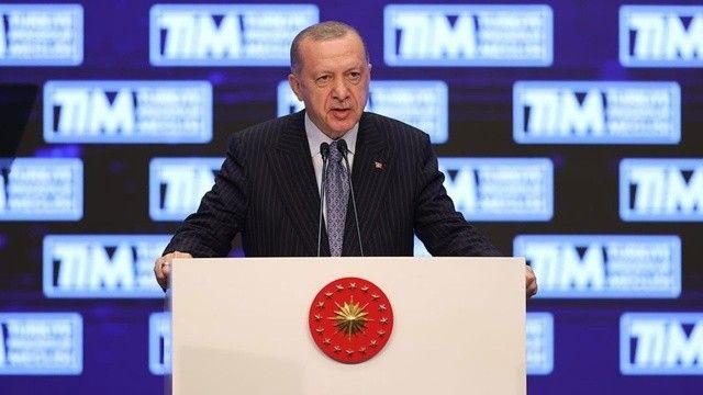 Cumhurbaşkanı Erdoğan müjdeyi verdi: İhracatı geliştirme fonu kuruluyor