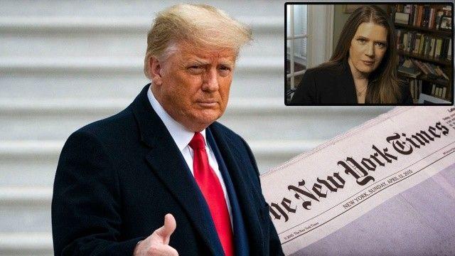 Donald Trump'tan yeğenine ve New York Times'a dava