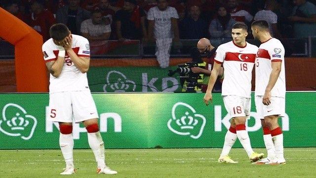 Dünya Kupası Elemeleri Türkiye puan durumu: A Milli Takım Türkiye kalan maçları