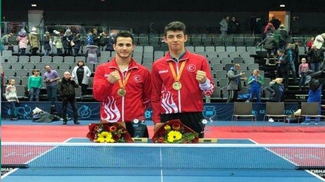 Erkek A Milli Takımı, Türkiye'ye Balkan şampiyonluğu kazandırdı