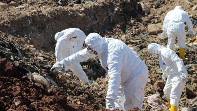 Eskişehir'de 22 gündür kayıp genç kız Sally, şehir çöplüğünde aranıyor