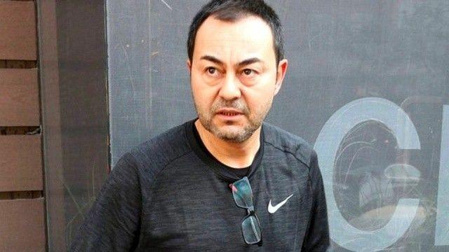 Ettiği küfür pahalıya patladı: Beşiktaş'tan Serdar Ortaç'a suç duyurusu