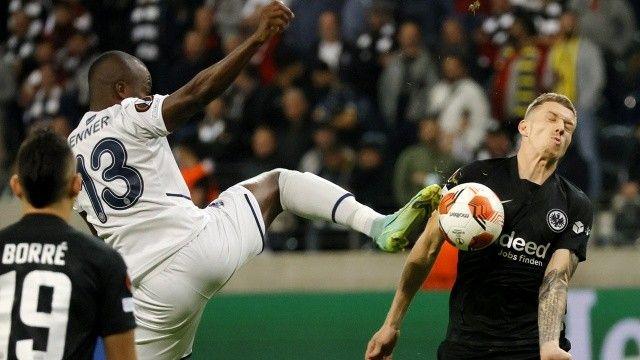 Fenerbahçe, Frankfurt'u elinden kaçırdı! UEFA Avrupa Ligi   Maç sonucu: 1-1