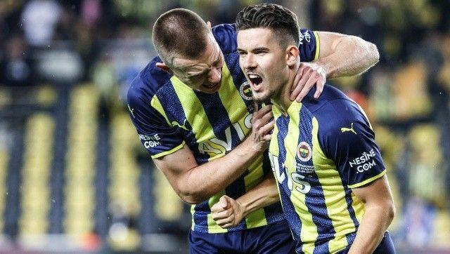 Fenerbahçe, Giresunspor'u 2-1 mağlup etti