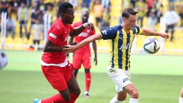 Fenerbahçe, Sivasspor ile puanları paylaştı! Maç sonucu: 1-1