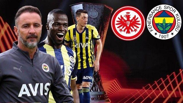 Frankfurt-Fenerbahçe   UEFA Avrupa Ligi   CANLI ANLATIM