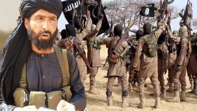 Fransa DEAŞ'ın Büyük Sahra'daki sorumlu liderini öldürdüğünü açıkladı