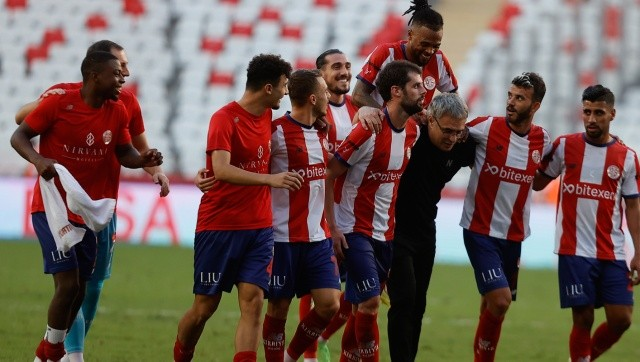 Fraport TAV Antalyaspor, Öznur Kablo Yeni Malatyaspor'u 1-0 yendi