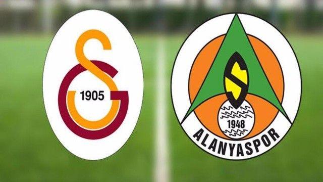 Galatasaray Alanyaspor maçı kaç kaç bitti? Alanyaspor Galatasaray maç sonucu