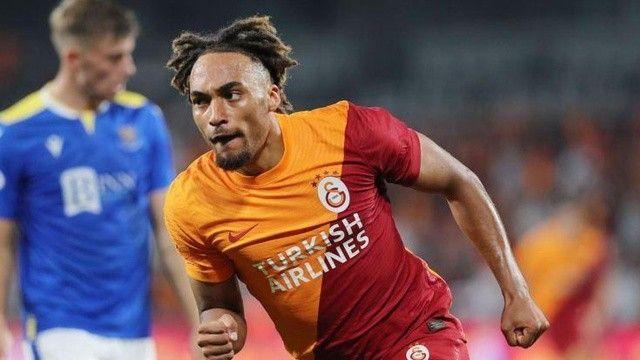 Galatasaray'da Sacha Boey sakatlandı