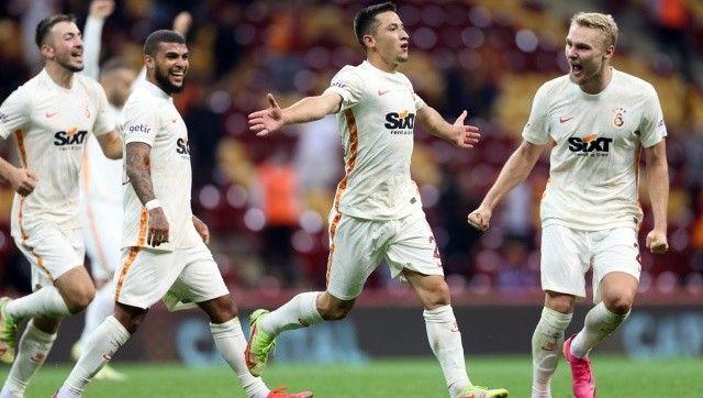 Galatasaray, evinde Göztepe'yi 2-1 mağlup etti