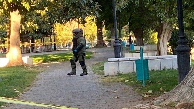 Gaziantep'te bombalı saldırı girişimi engellendi