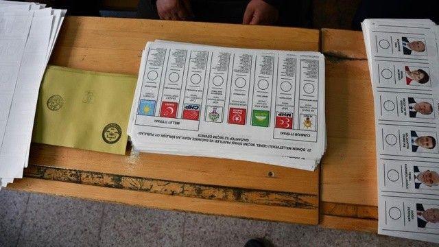 İçişleri Bakanlığı Türkiye'deki aktif siyasi parti sayısını açıkladı
