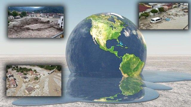 İklimin dengesi şaştı: Ağustos'ta rekor yağış