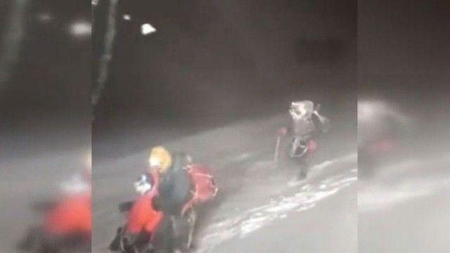 Kafkaslar'da 19 dağcı mahsur kaldı 5 kişi hayatını kaybetti