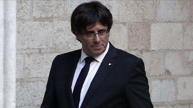 Katalan lider Carles Puigdemont, İtalya'da gözaltına alındı