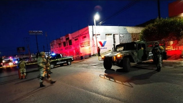 Kuyudaki 20 cesedin ardından Meksika'da boş binada 10 ceset daha!