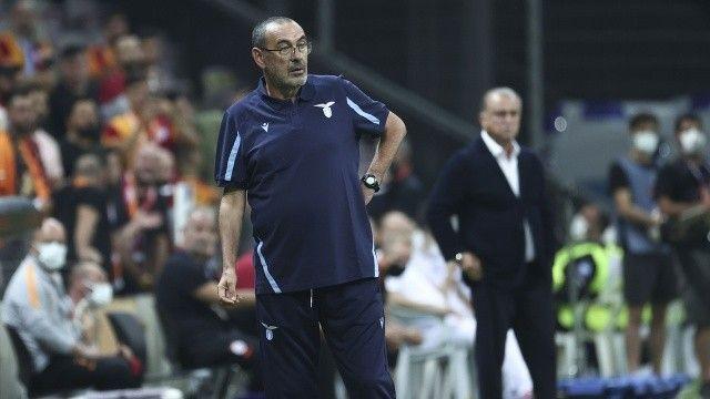 Lazio Teknik Direktörü Maurizio Sarri'den Vedat Muric yorumu!