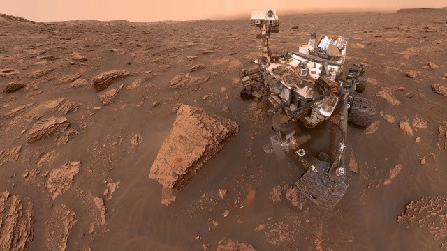 Mars'ta deprem! 90 dakika sürdü