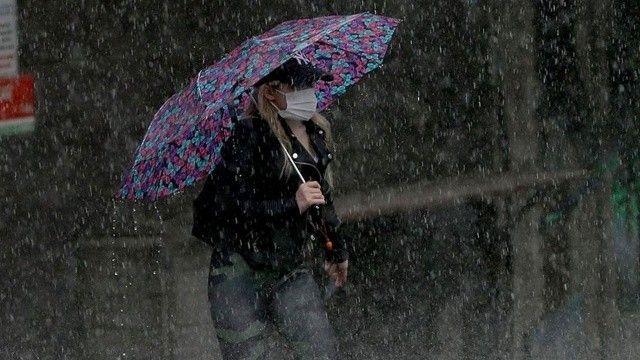 Meteoroloji il il uyardı! Kuvvetli yağışlar geliyor (23 Eylül hava durumu)