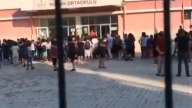Öğrencilere tehdidin bedeli ağır oldu: Müdür yardımcısı açığa alındı