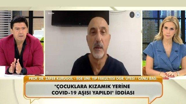 Prof. Dr. Zafer Kurugöl: 'Yanlış anlayanlardan özür dilerim'