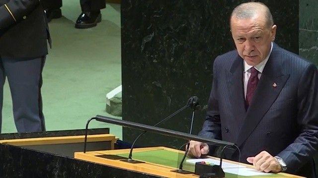 Son dakika! Cumhurbaşkanı Erdoğan: Türkiye'yi yok sayan anlayıştan vazgeçin