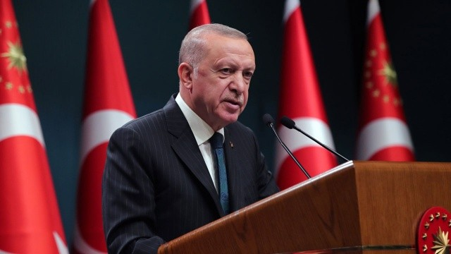 Son dakika! Cumhurbaşkanı Erdoğan'dan yurt eylemlerine tepki: Öğrencilikle alakaları yok