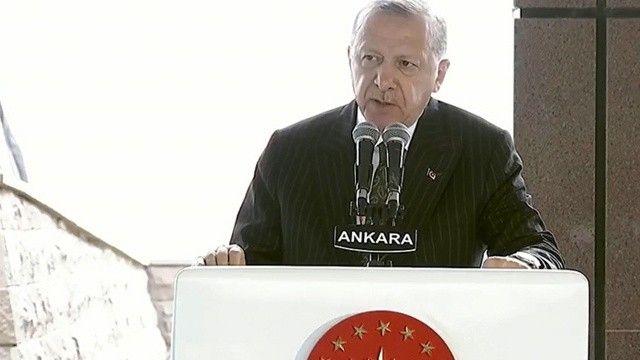 Son dakika! Cumhurbaşkanı Erdoğan: 2023 hedefleri bir başkaldırıdır