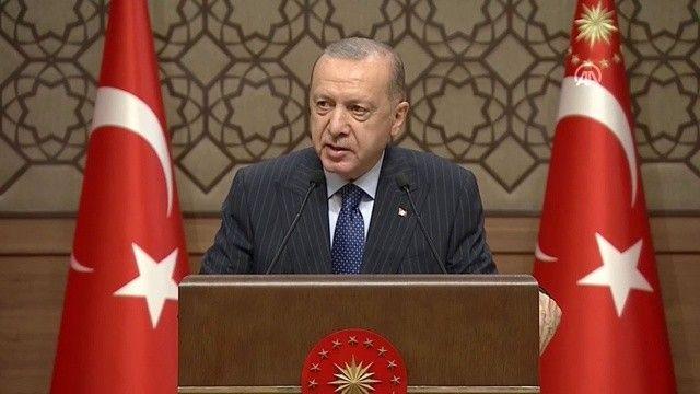Cumhurbaşkanı Erdoğan: 2023 Türkiye'nin yeniden şahlanış sembolü