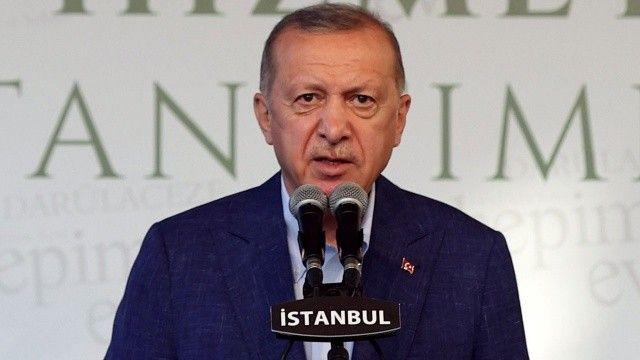 Son dakika: Cumhurbaşkanı Erdoğan'dan yurt eylemlerine tepki: Hayatınız yalan