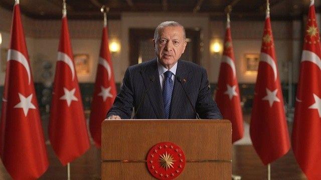 Son dakika! Cumhurbaşkanı Erdoğan: Yenilenebilir enerji kaynaklı kurulu güçte Avrupa'da 5'inciyiz