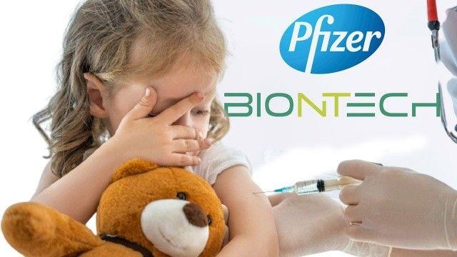 Son dakika! Pfizer/BioNTech: 5-11 yaş arası için aşı güvenli