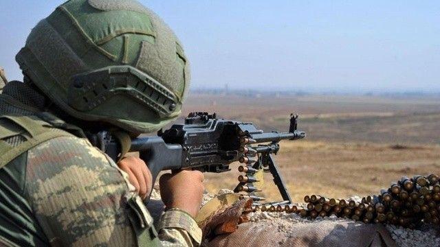 Son dakika... PKK'ya darbe üstüne darbe! 8 terörist öldürüldü